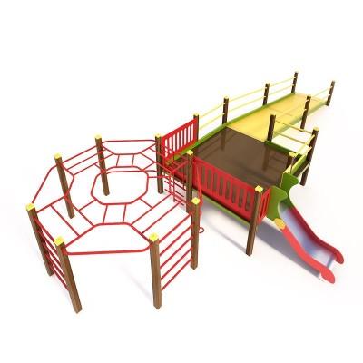 Комплекс для детей с ограниченными физическими возможностями InterAtletika ТЕ601