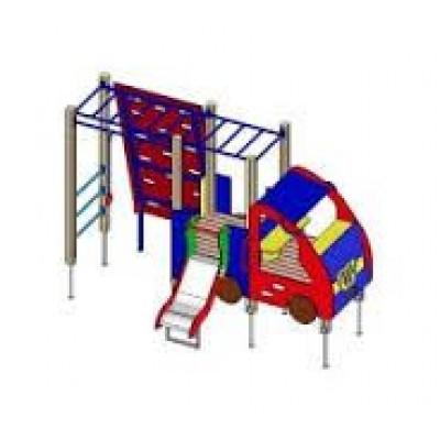 Детская машинка Vadzaari Гимнаст