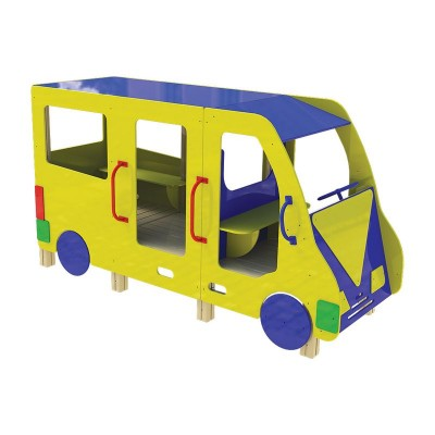 Автобус InterAtletika T508