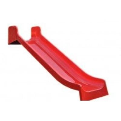 Горка Kidigo стеклопластиковая красная