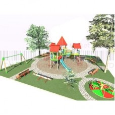 Детская игровая площадка Kidigo Проект 9, PIP-009