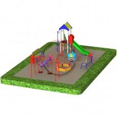 Детская игровая площадка PG16