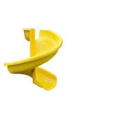Горка Kidigo стеклопластиковая Спираль