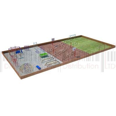 Детская игровая площадка Kidigo Проект 13, PIP-013