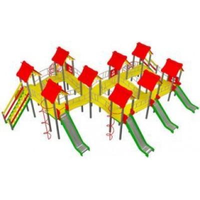 Игровой комплекс Kidigo Королевство ДК 005.031