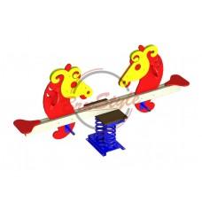 Качалка-балансир на пружине BruStyle DIO123
