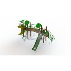 Игровой комплекс «Мишутка» DIO838