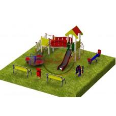 Детские игровые площадки PG5