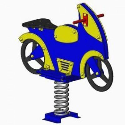 Качалка Мотоцикл Vadzaari 014