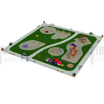 Детская игровая площадка Kidigo Проект 16, PIP-016