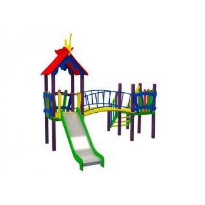 Игровой комплекс Kidigo Солнышко ДК 005.025