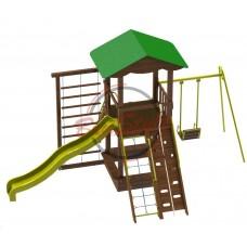 """Детский игровой комплекс """"Ранчо"""" BruStyle DIO1002.2"""