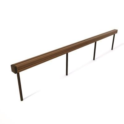 Бревно деревянное InterAtletika SE701