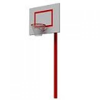 Баскетбольная стойка уличная Kidigo СО 005