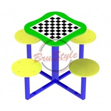 Столик для шахмат BruStyle DIO237
