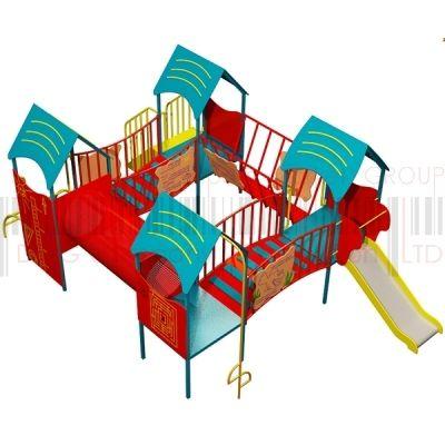 Игровой комплекс Kidigo Счастье ДК 003.003