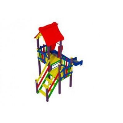 Игровой комплекс Kidigo Уют ДК 005.008