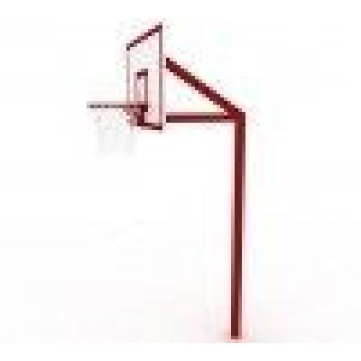 Баскетбольная стойка профессиональная Kidigo СО 014