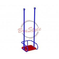 Люлька металлическая с деревянным сиденьем BruStyle DIO300.2