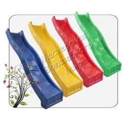 Горка Kidigo Пластиковая 1.2 м