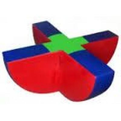 Качеля Крестоподобная Kidigo КК-1