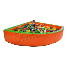 Сухой бассейн KIDIGO Угол 1,8 м MMSB10