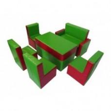 Комплект детской мебели Kidigo Гостинка Г 1