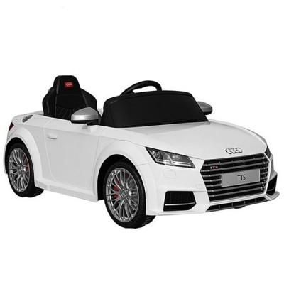 Электромобиль Rastar Audi TTS White