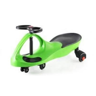 Smart car Kidigo Green с полиуретановыми колесами