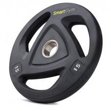 Диск олимпийский SmartGym 15 кг