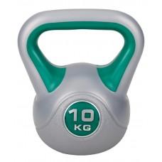 Гиря (винил) Hop-Sport 10 кг