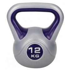 Гиря (винил) Hop-Sport 12 кг