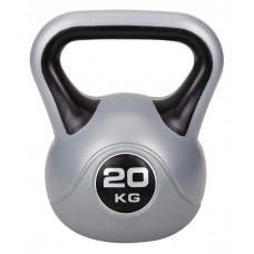 Гиря (винил) Hop-Sport 20 кг