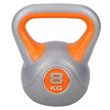 Гиря (винил) Hop-Sport 8 кг