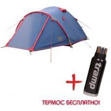 Палатка Castle 4 Sol TLT-014.06