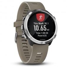 Спортивные беговые часы навигатор Garmin Forerunner 645