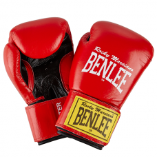 Боксерские перчатки BENLEE FIGHTER (red/blk) 194006