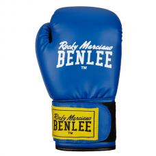 Боксерские перчатки BENLEE RODNEY blue-blk 194007 (blue/blk)