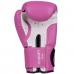 Боксерские перчатки BENLEE RODNEY (pink/white) 194007 - Фото №3