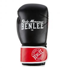 Боксерские перчатки BENLEE CARLOS (blk/red/white) 199155