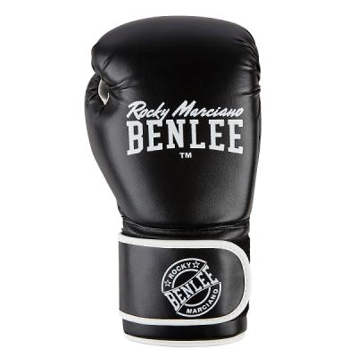 Боксерские перчатки BENLEE QUINCY (blk) 199099