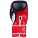 Боксерские перчатки BENLEE SUGAR DELUXE (blk/red) 194022 - Фото №3