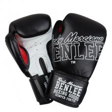 Боксерские перчатки BENLEE ROCKLAND (blk/white) 199189