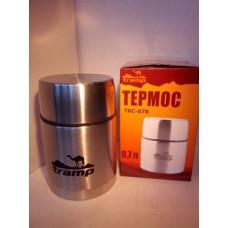 Термос Tramp с широким горлом 0.7 л TRC-078