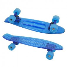 Скейтборд BUFFY STAR Blue 1060000761/Blue