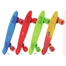 Скейтборд BUFFY STAR/Ye-Red 1060000761/Ye-Red