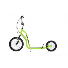 Самокат Yedoo FOUR 04 12+ green-black