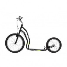 Самокат Yedoo MEZEQ V-Brake 14+ black-green