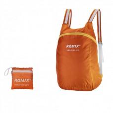 Складной портативный рюкзак ROMIX RH30