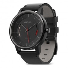 Фитнес часы Garmin vivomove Classic Leather Band